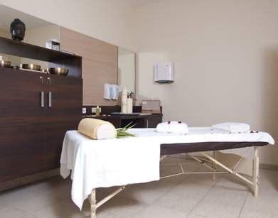 massageraum ort  dem massagen durchgefuehrt werden