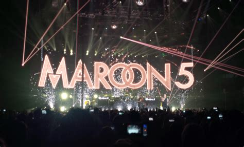 maroon 5 vancouver maroon 5 vancouver concert 2015 604 now