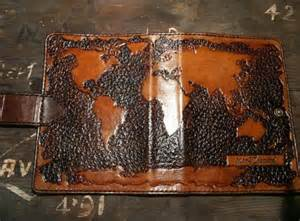 Handmade Leather Bible Cover