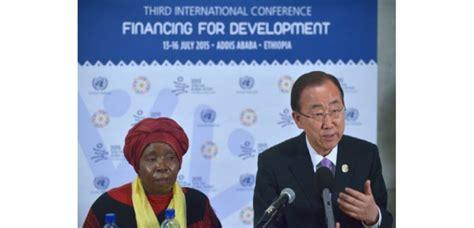 secretaire general de l union africaine d 233 veloppement accord 224 addis abeba pour trouver 2 500 milliards de dollars challenges fr