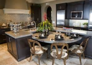 kitchen island with table seating 27 captivating ideas for kitchen island with seating