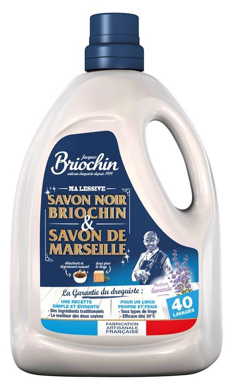 lessive savon noir savon de marseille