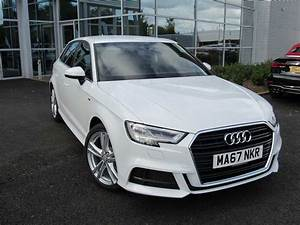 Used 2017 Audi A3 Sportback S line 1.5 TFSI 150 PS 6-speed ...