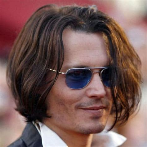 johnny depp hair styles johnny depp hairstyles 1850