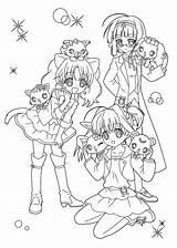 Coloring Anime Pages Manga Printable Sheets Kawaii Jewelpet Cute Drawing Print Chibi Colouring Nerd Drawings Cartoon Adult Books Ausmalbilder Animal sketch template