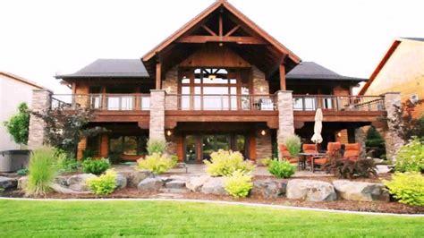 House Plans Walkout Basement Lake