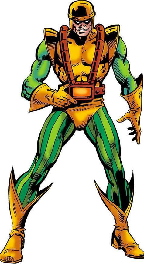 Melter - Marvel Comics - Iron Man enemy - B. Horgan ...