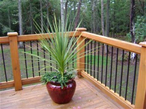 Deck System  Materials  Tamlin International Homes Ltd