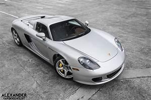 Porsche Carrera Gt Occasion : amazing silver porsche carrera gt with cocoa interior gtspirit ~ Gottalentnigeria.com Avis de Voitures