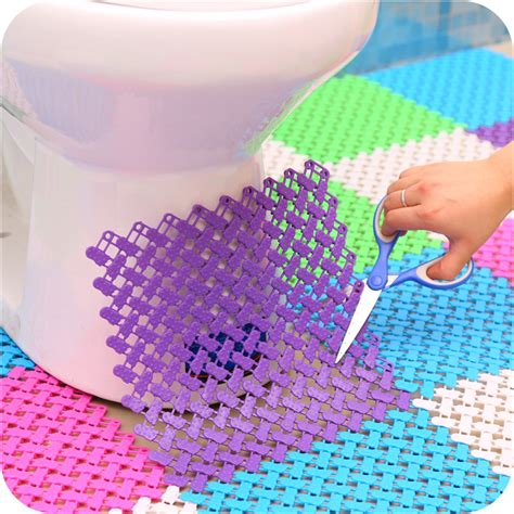 antiderapant salle de bain salle de bain antid 233 rapant pvc tapis de bain tapis hydrofuge color 233 au sol tapis carr 233