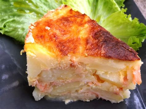 cuisiner sans gluten gratin de pommes de terre saumon mozzarella la tendresse