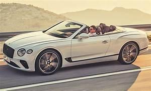 Bentley Continental 2018 Cabrio : bentley continental gtc 2019 motor ~ Jslefanu.com Haus und Dekorationen
