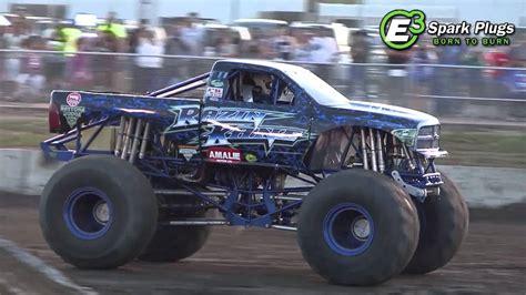 monster truck shows 2013 tmb tv highlights monster truck show lincoln ne 2013