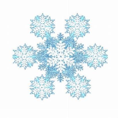 Clip Winter Clipart Snowflakes Snowmen Snowflake Borders