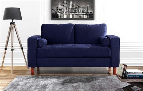 Divano Roma Tufted Velvet Couch