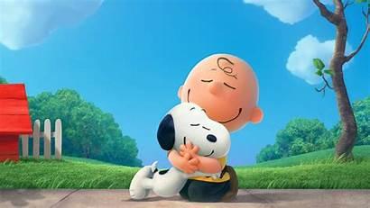 Snoopy Charlie Brown Desktop Wallpapers Peanuts Fall