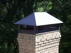 chimney cap ideas  home  north pinterest cap