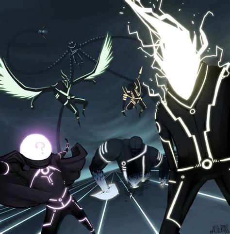 TRON Inspired Marvel Fan Art 2 Gallery - Gallery   eBaum's ...