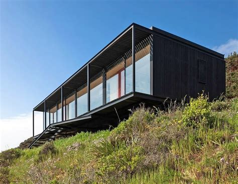 home architecture design remote house is a sustainable modular home that can be anchored anywhere in the world remote