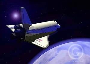 USA Space Shuttle in Space - Pics about space