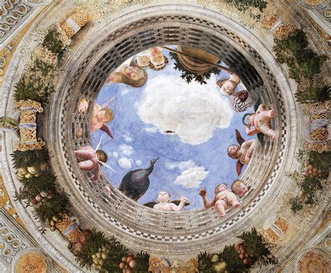 mantegna degli sposi restauri importanti a roma e mantova