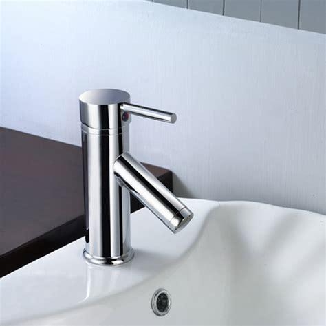 bathroom sink lever taps chrome finish single lever mono bloc bathroom basin sink
