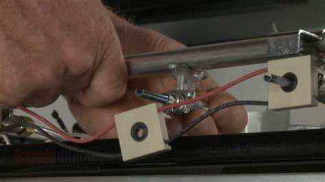 whirlpool gas range front burner valve replacement