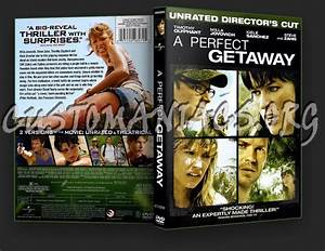 A Perfect Getaway dvd cover - DVD Covers & Labels by ...