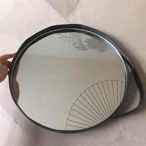 Miroir Rond Suspendu : diy 44 un miroir suspendu pierre papier ciseaux ~ Teatrodelosmanantiales.com Idées de Décoration