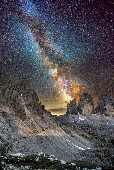 Jaw Dropping Photos The Milky Way Night Sky