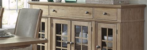 glass top dining room buffets sideboards china cabinets for less overstock com