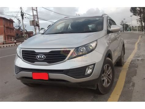 Kia Sportage ,with Just 23000 Run And In Excellent