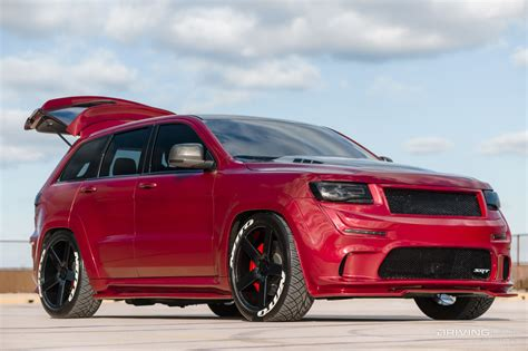 srt8 jeep 2012 jeep grand cherokee srt8 supercharged monster