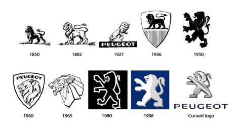 peugeot logo peugeot history  car logos