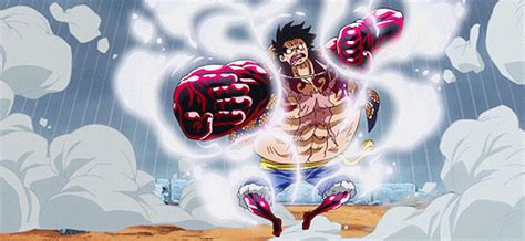 Here you can find the best one piece wallpapers uploaded by our community. monkey d luffy gear 4 | Tumblr