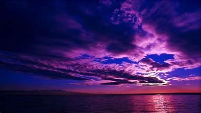 4k Sky Purple Sunset Wallpapers Backgrounds Wallpaperaccess
