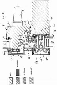 Schüco Pfosten Riegel : patente ep1524378a2 geb udefassade mit fenster google patentes ~ Frokenaadalensverden.com Haus und Dekorationen