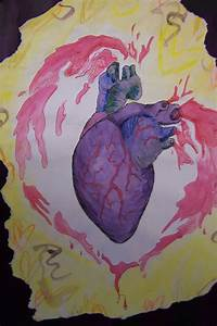 Abstract Heart by BaconBunny on deviantART