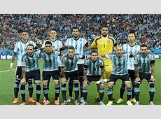 Argentina Eliminatorias Rusia 2018 Fútbol