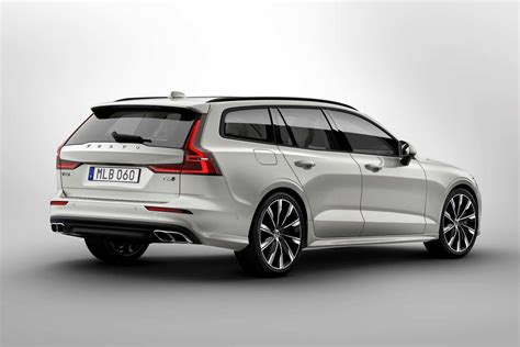 Volvo 2019 : New 2019 Volvo V60 Mid-size Premium Estate Revealed