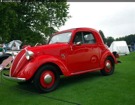 Fiat Topolino by 1948 Fiat 500 Topolino Conceptcarz