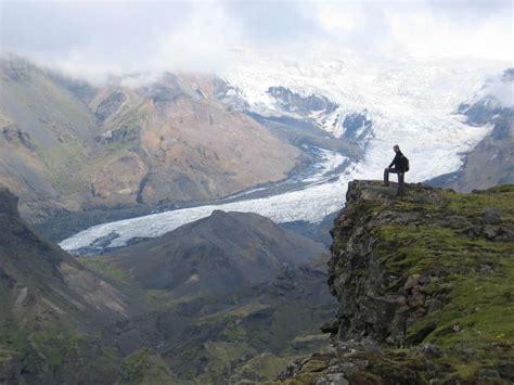 Thorsmork Volcano Hike Day Tours Iceland Travel