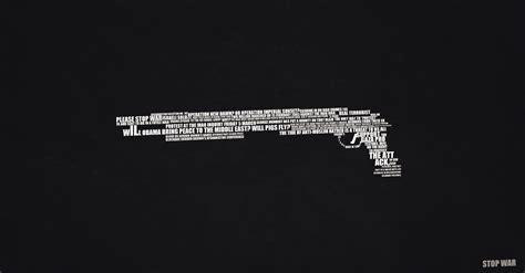 stop  war gun wallpapers hd desktop  mobile