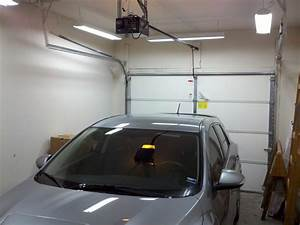 Garage Lighting Suggestions
