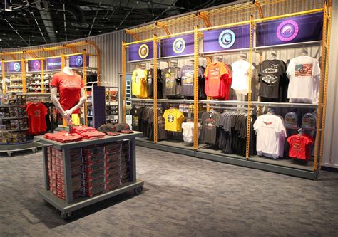 Inside Look At New Merchandise At Epcot For Test Track