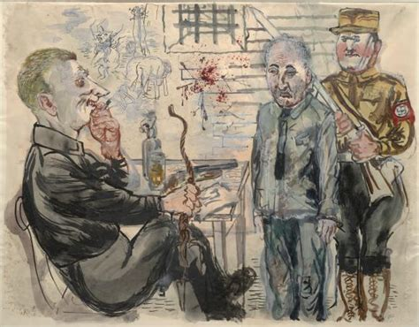 george grosz commenting  suffering corruption  vice