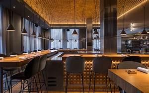 Restaurant 212 By Concrete Opens In Amsterdam Urdesignmag