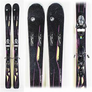 Used Performance 2012 Head Mya No.8 Skis with Bindings ...
