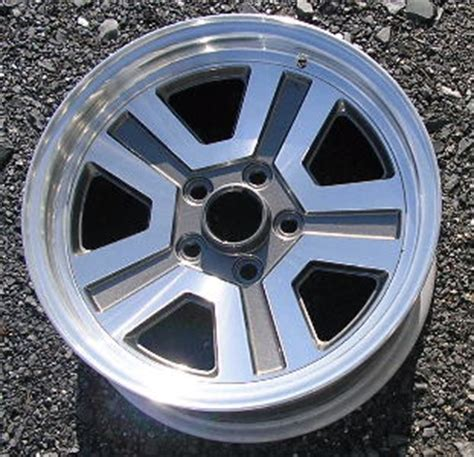 Mitsubishi Starion Wheels by New Refinished Mitsubishi Starion Wheels Rims Wheel