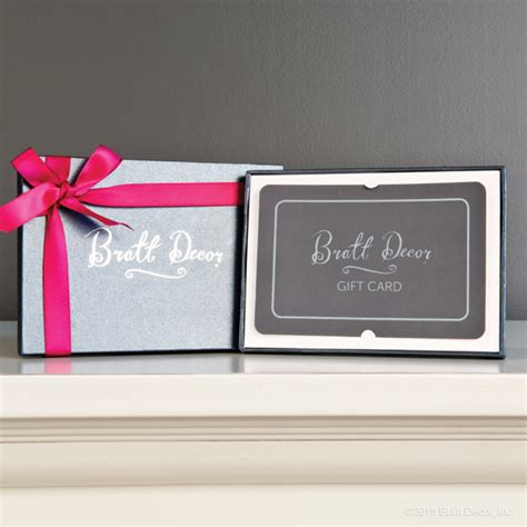 bratt decor canada bratt decor gift card